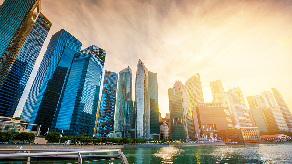 Singapore's office market will never be the same again